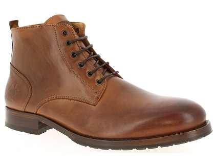 boots et bottines kost violent6 marron