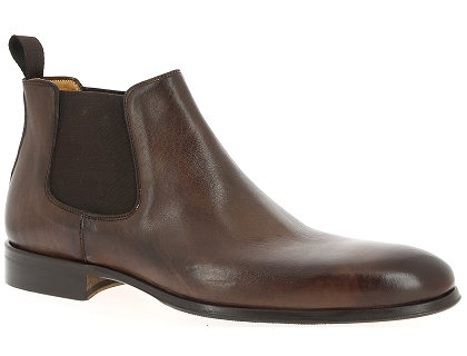 boots et bottines flecs a144 marron