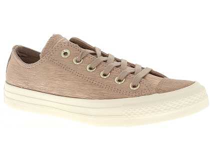 baskets basses converse ctas ox metallic or