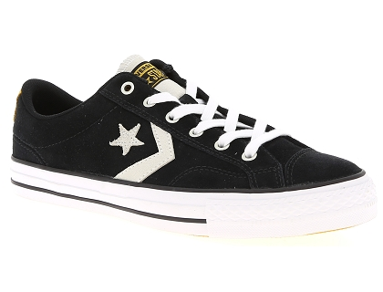 baskets basses converse star player ox noir