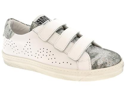 Les Blanc 129 Vram 00 Basses Chaussures Femme Semerdjian Baskets SMpGLVUzq