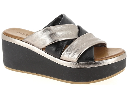 mules inuovo 124012 noir