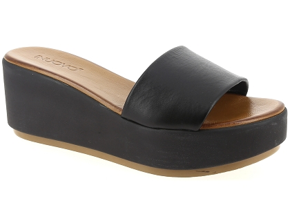 mules inuovo 123002 noir