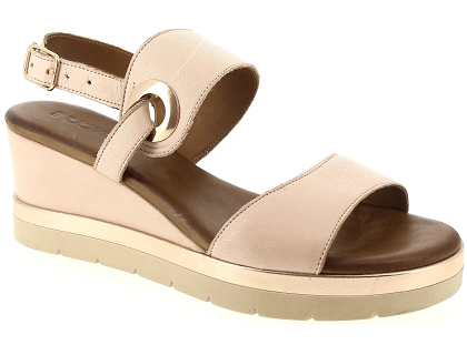 sandales et nu-pieds inuovo 121014 rose