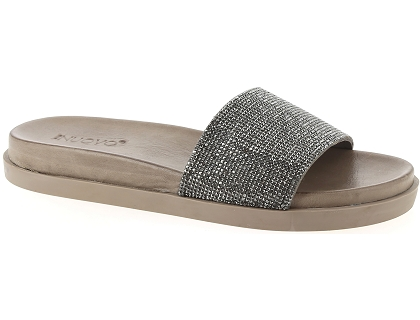 mules inuovo 107015 gris