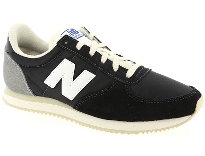 baskets basses new balance u220 noir