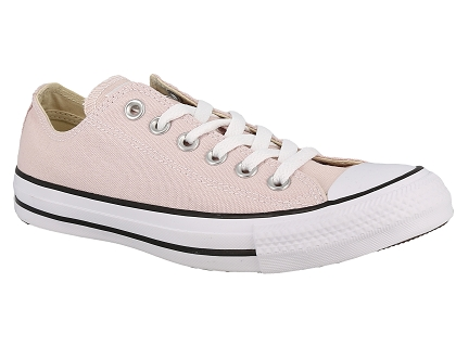 baskets basses converse chuck taylor all star rose
