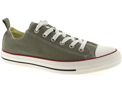 baskets basses converse chuck taylor all star gris