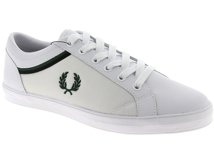 baskets basses fred perry 5151 blanc