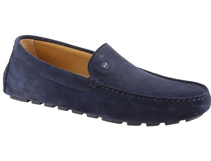 grand choix de 913ed 1f982 Les mocassins eden park macta bleu - chaussures homme 139.00 ...