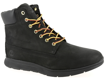 chaussures a lacets timberland killington 6 in boot noir
