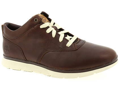 chaussures a lacets timberland killington half cab marron