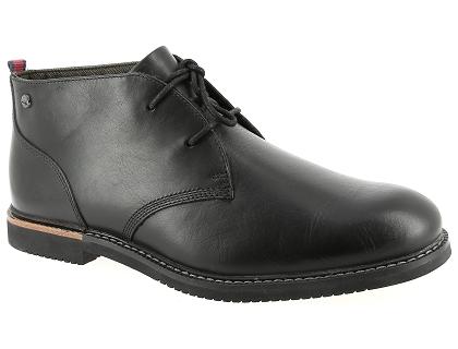 Noir Lacets A Chaussures Timberland Brook Park Chukka Les 54RL3qjA